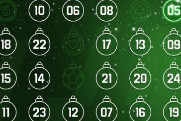 Bonus calendar de la Unibet