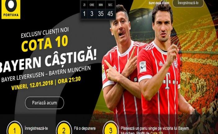 Bayern urca la cota 10