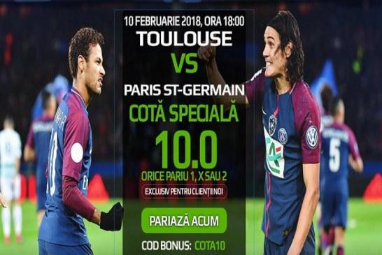Cote de 10 in Franta Ligue 1