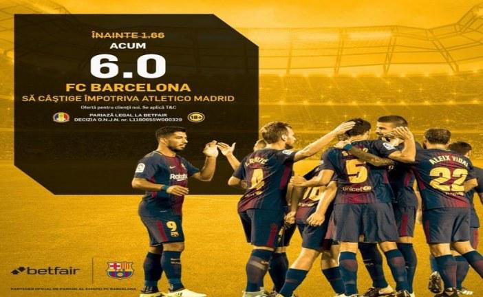 Duel la cote ridicate in Barcelona