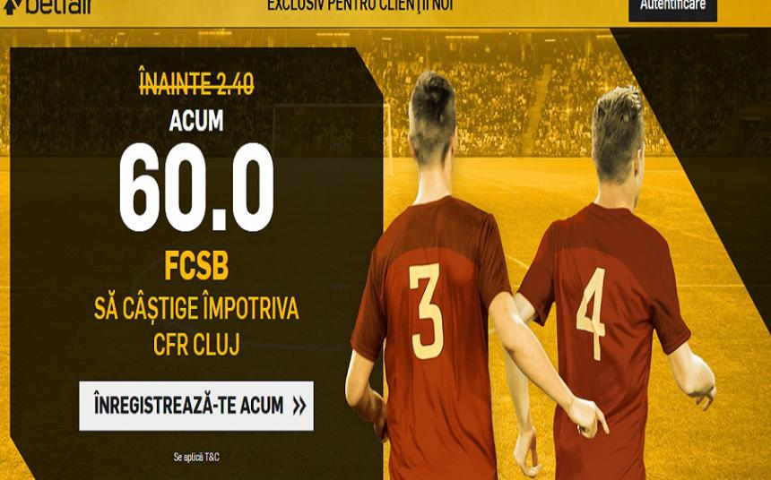 Avem cota de 60 la playoff de Romania