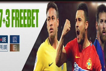 3 freebet-uri pe Europa League