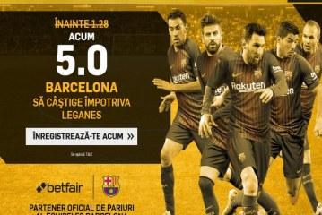 Barcelona la cota 5.0