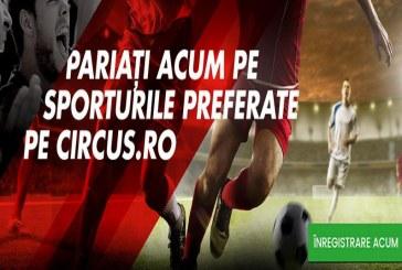 Bun venit pe Circus