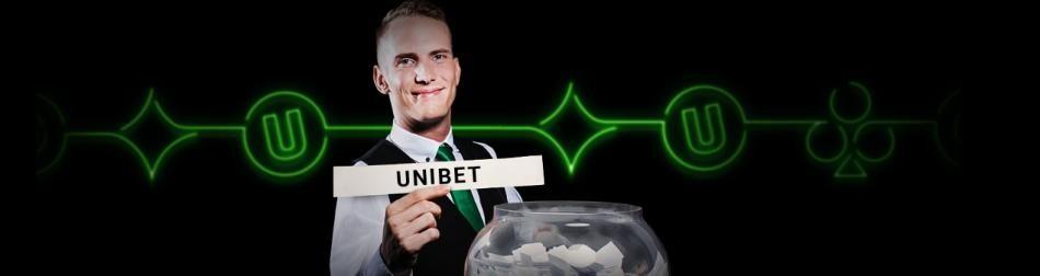 Se dau premii consistente la casino live pe Unibet