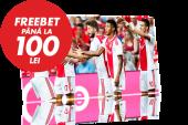 La Circus ai un pariu fara risc la derby-ul Olandei