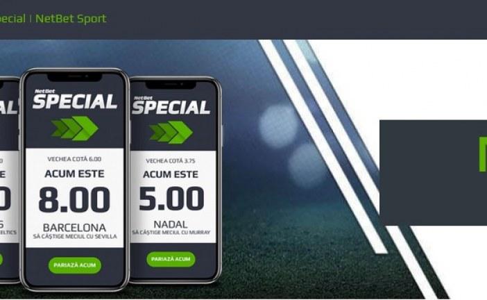 Prinde oferta NetBet Special