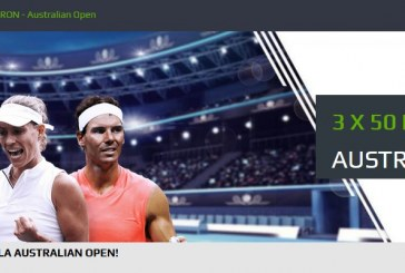Netbet ofera freebet-uri la Australian Open